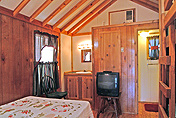 Cabin Rental at Red Run Campground