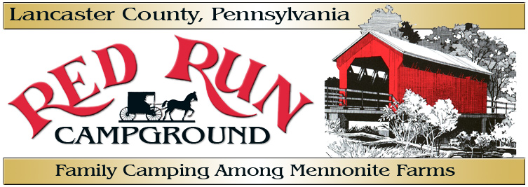 Red Run Campground - Family Camping Among Mennonite Farms in Lancaster County, Pennsylvania