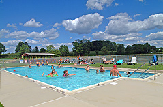 Swimming Pool at Red Run Campground